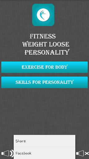 Fitness N Personality