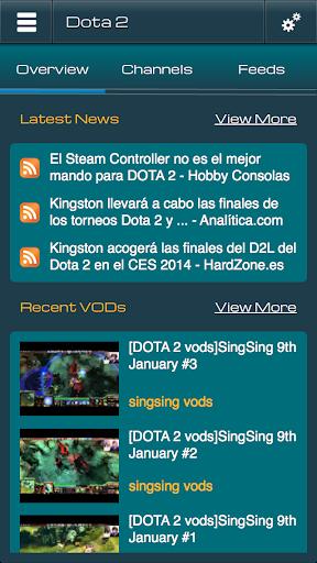 eSports News VODs