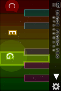 Space Piano Pro - screenshot thumbnail