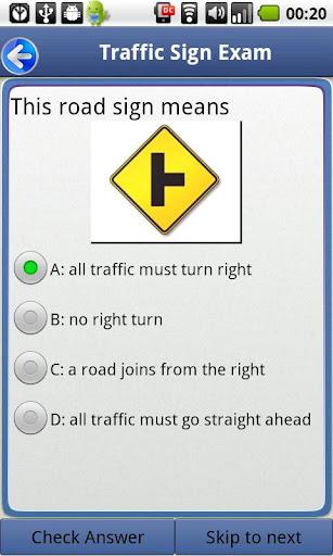 texas drivers license test near me