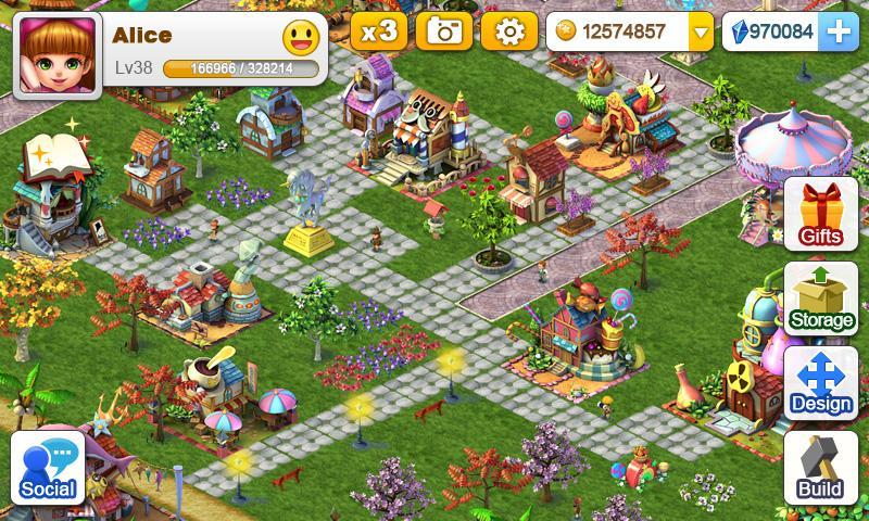 Miracle City - screenshot