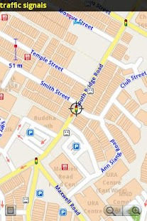 VGPS Offline Map Demo Version- screenshot thumbnail