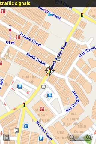 VGPS Offline Map Demo Version- screenshot