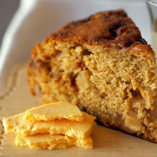 Golden Delicious Apple Bundt Cake