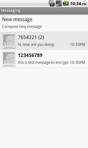 Encrypt Secure SMS