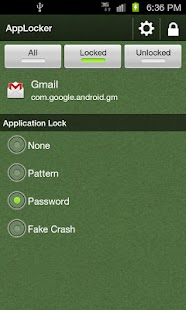 AppLocker - Secure Your Apps - screenshot thumbnail