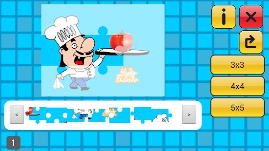 Салаты - кулинарные рецепты - screenshot thumbnail