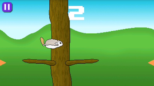 Fred the Flying Squirrel