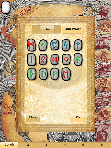 FOTN Runes