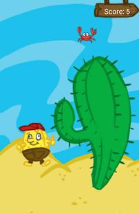 Sponge Bob Attack