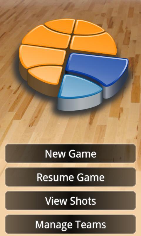 Basketball Shot Chart - screenshot