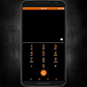 Black Orange - Layers Theme