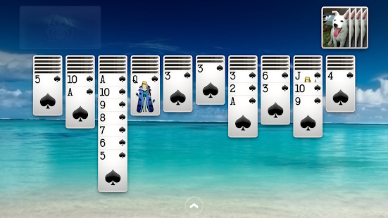 Spider Solitaire+ - screenshot thumbnail