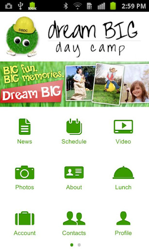 Dream BIG Day Camp
