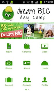 Dream BIG Day Camp- screenshot thumbnail