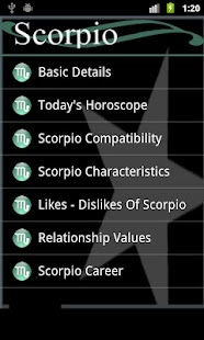 My Daily Horoscope - screenshot thumbnail