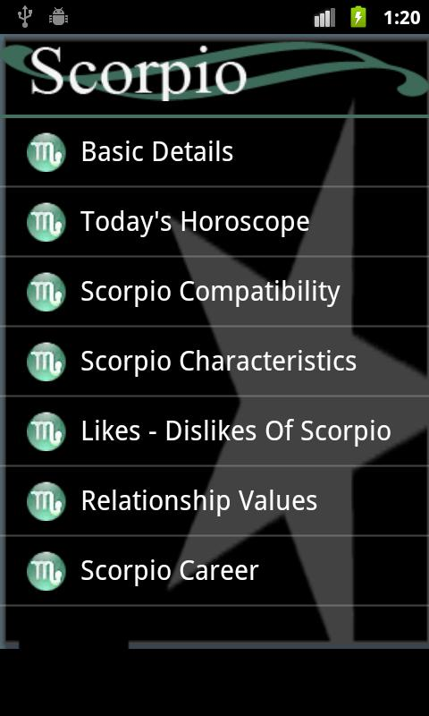 My Daily Horoscope- screenshot