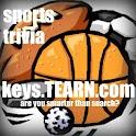 Baseball Trivia (Keys) logo