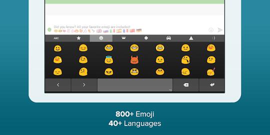 Fleksy Keyboard Free Screenshot 6