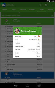 SofaScore World Cup Brazil 14 - screenshot thumbnail