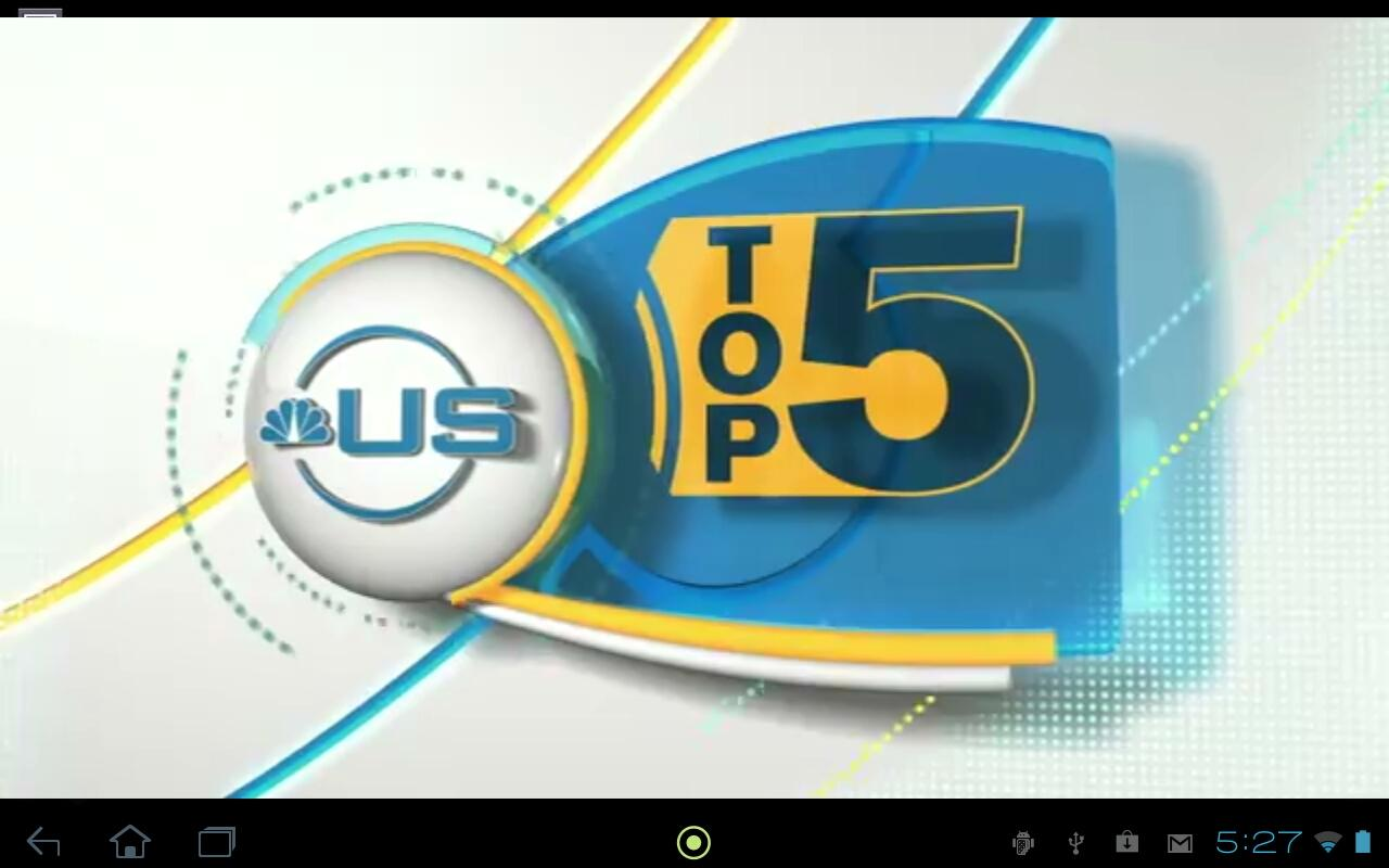 Universal Sports Network - screenshot