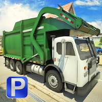 3D Garbage Truck Parking Game 1.0.4