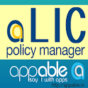 LIC Policy Manager - appable icon