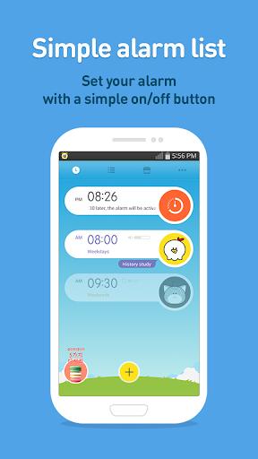 AlarmMon Must-have alarm app