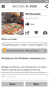 BritishSt.Food- screenshot thumbnail