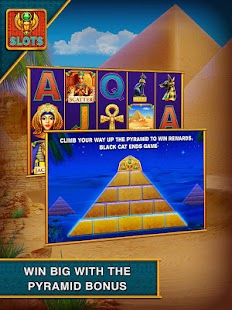 Pyramid Slots Casino Vegas 777- screenshot thumbnail