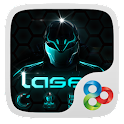 Laser GO LauncherEX Theme APK Cracked Download