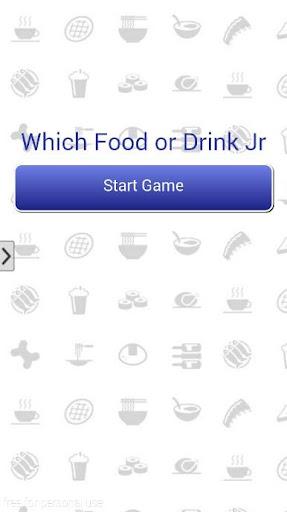 其中食品或饮料JR