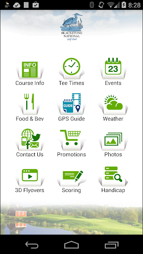 Blackstone National Golf Club