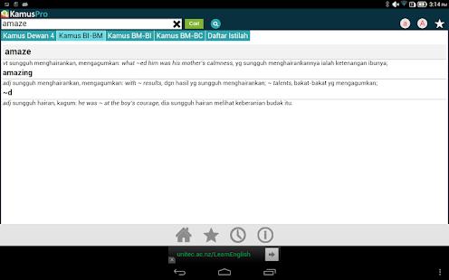 Kamus Pro Online Dictionary- screenshot thumbnail