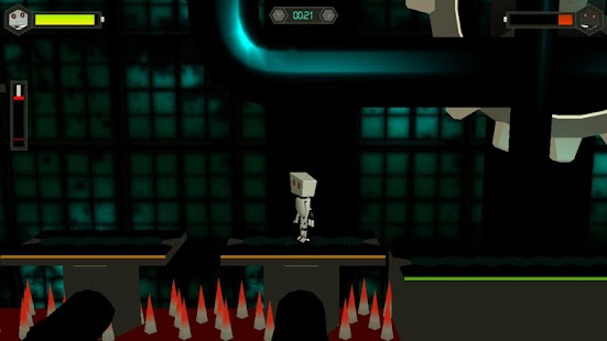 Twin Robots. Screenshot 24