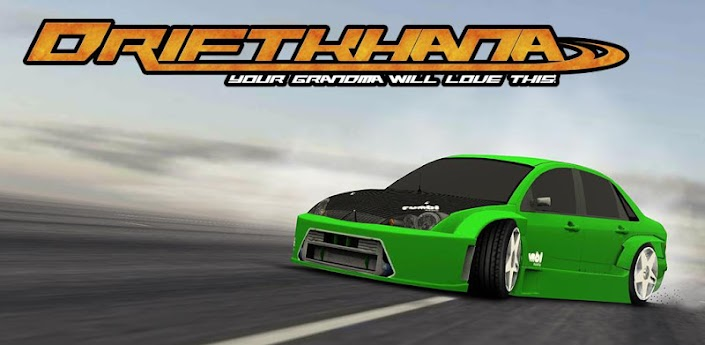 Driftkhana Freestyle Drift App