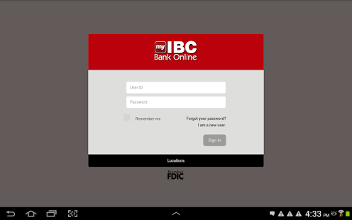 Ibc Mobile Banking >> IBC Mobile Banking - Android Apps on Google Play