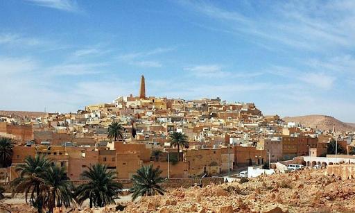 阿爾及利亞壁紙