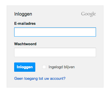 Inloggen met back-upcodes - Google Accounts Help