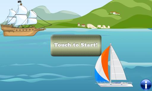 船 拼圖為孩子們 遊戲 教育遊戲 幼兒 遊艇