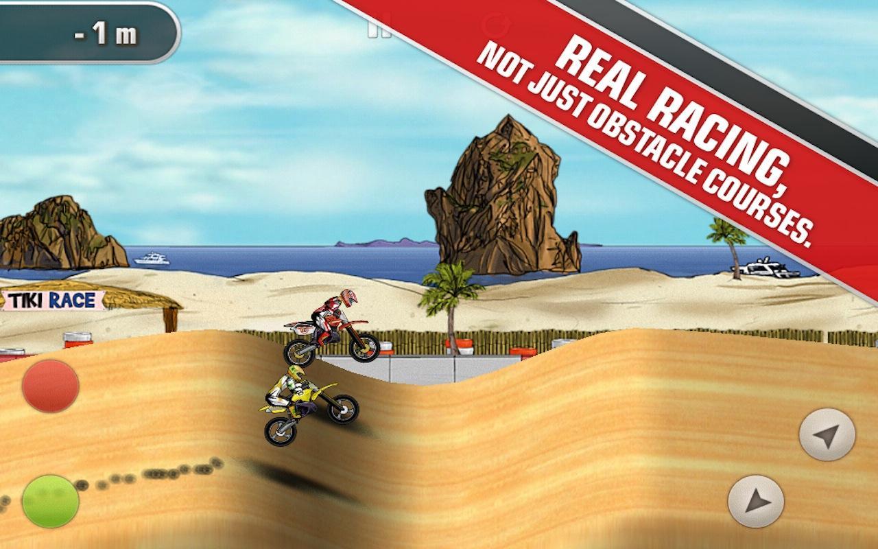 Mad Skills Motocross screenshot #1