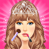 Princess Valentine Makeover
