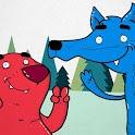 Le chien et le loup