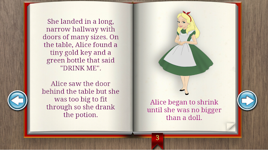 玩漫畫App|Alice In Wonderland免費|APP試玩
