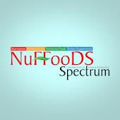 NuFFooDS Spectrum