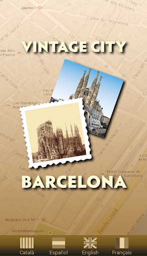 Vintage City Barcelona