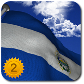El Salvador Flag + LWP