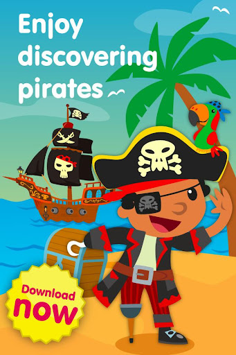 Planet Pirates games for kids