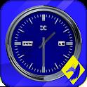 Classic Clock Live Wallpaper logo