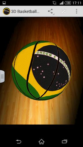3D Basketball Brazil